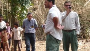 Denuncian a Arauco por amenazar con armas de fuego a aborígenes en Puerto Libertad