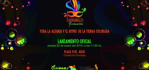 Mañana presentan los Carnavales Misioneros en la plaza 9 de Julio de Posadas