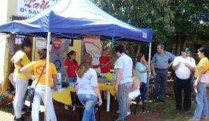 La Carpa de la Salud recorre los barrios de Posadas