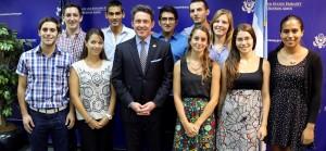 Dos jóvenes misioneros entre los universitarios argentinos que viajarán a EE.UU. a perfeccionar su inglés