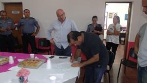 El Hogar de Día de Iguazú firmó un convenio para sacar a los niños de la venta callejera