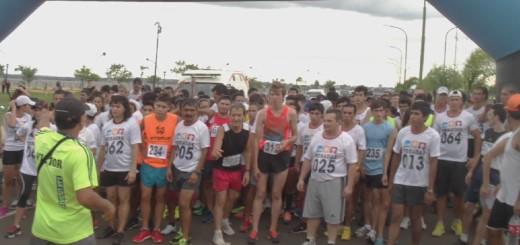 El paraguayo Orlando Eliceche se quedó con la Maratón del 1° de Enero que se corrió en la Costanera