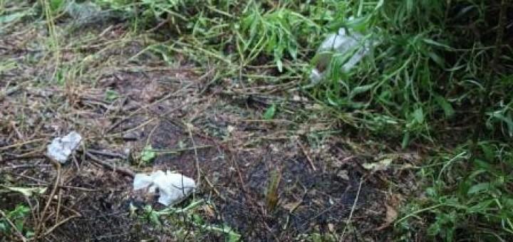 Candelaria: murió la chica a la que le prendieron fuego un baldío y del agresor no se sabe nada