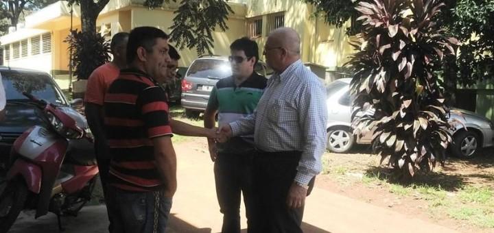Es Luciana Ferrer la joven hallada quemada en Candelaria: lo confirmó el padre