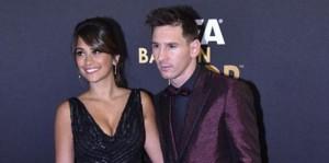 ¿Qué te pareció el look de Messi para el Balón de Oro?