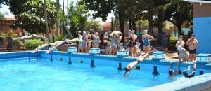 Comienza una nueva edición de las competencias de la Asociación Obereña de Natación