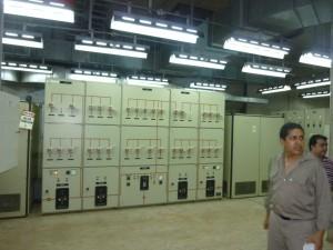 El promedio de generación de energía de la represa Uruguaí por año es de 350 mil MW hora