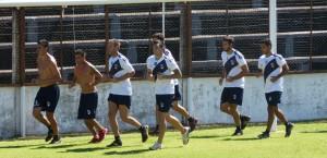 Guaraní juega su primer amistoso ante la selección encarnacena