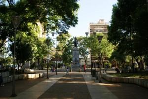Verano Activo: Hoy se divierten los chicos con el City Tours y actividades en la Plaza San Martín desde las 17