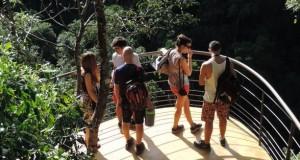 Más de cuatro mil turistas visitaron Salto Encantado la primera quincena de enero