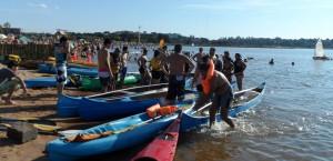 Mañana se realizará una travesía náutica por la Costanera