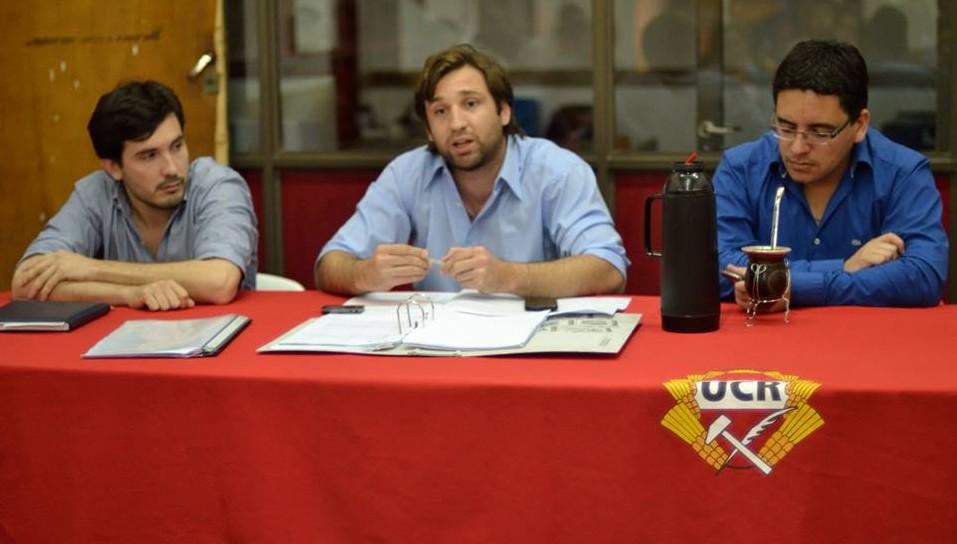 Concejales de la UCR insistirán en la creación del Sistema de Seguridad Pública en Posadas