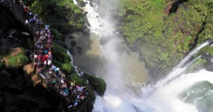 Cataratas: con más de 80 mil visitantes en la primera quincena, hay muy buenas expectativas para el resto de enero