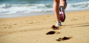 Vacaciones: Correr en la arena: ¿sí o no?