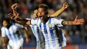 Argentina alcanzó la igualdad sobre la hora y sueña a lo grande