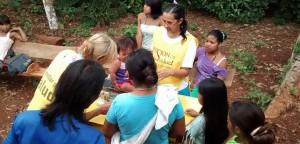 Continúa la atención primaria en las comunidades aborígenes