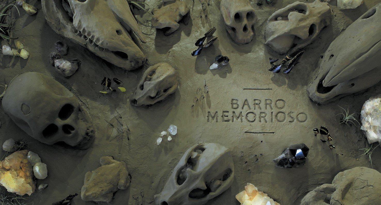 El artista apostoleño Andrés Paredes pone Barro Memorioso en el Centro Cultural Recoleta