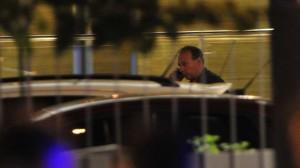 """Berni: """"Ni siquiera ingresé al baño donde estaba Nisman, apenas me asomé para mirar"""""""