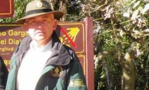 Nuevo intendente para el Parque Nacional Iguazú