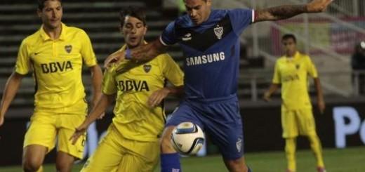 Boca y Vélez igualaron 2 a 2 en un entretenido partido de pretemporada