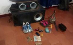 """En Iguazú detienen a """"Juanchi"""" cuando caminaba con una bomba robada"""