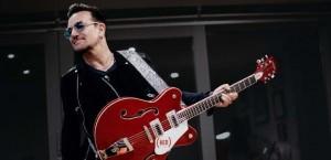 Bono, de U2, no podría tocar más la guitarra, después de fracturarse el brazo en seis partes al caer de una bicicleta
