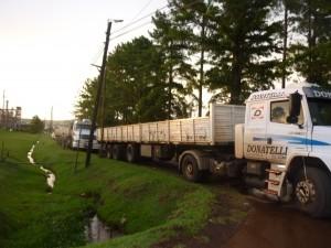 Arauco enfrenta nuevo paro de camioneros por incumplimientos reiterados