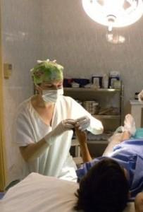 Desde el 2011 se atendieron más de  30 mil consultas en el Servicio de Cirugía Plástica y Reconstructiva