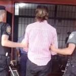 """Dejaron firme la prisión preventiva de """"Coleco"""" Krysvzuk : seguirá entre rejas hasta el juicio"""