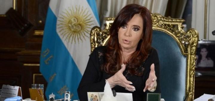 """Cristina sobre Nisman: """"El suicidio (que estoy convencida) no fue suicidio"""""""