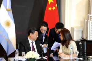 La Presidenta viajará a China con una delegación de cien empresarios