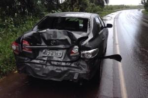 Tragedia rumbo a Camboriú: también murió la nena de cinco años que fue atropellada ayer en un accidente en el que murió su madre