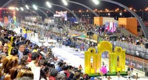 Encarnación se prepara para celebrar su carnaval 2015
