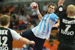 Handball: Argentina hizo historia y pasó a octavos con dos misioneros