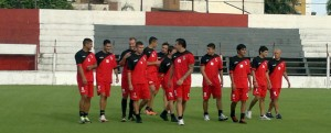 Guaraní juega mañana contra Nacional de Encarnación y a la tarde presenta los refuerzos