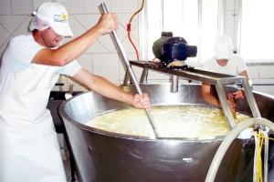 Tras su reactivación, la cuenca láctea de Colonia Aurora ya aporta 400 mil litros mensuales de leche a la población misionera