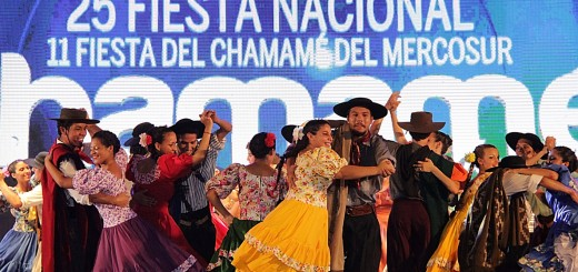 Legado Regional cosechó elogios y aplausos en la Fiesta del Chamamé