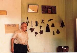 Se reabre la  Casa Museo Histórico y arqueológico Miguel Nadasdy en San Ignacio
