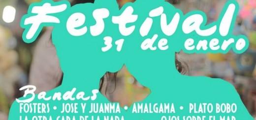 Mañana la abuela Olga cierra una semana de talleres con un festival a pura feria y música