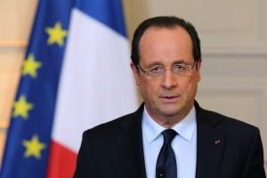 """Hollande, sobre el atentado a la revista Charlie Hebdo: """"Murieron por el ideal de Francia, la libertad"""""""