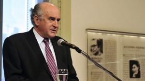 Parrilli negó la existencia del espía misionero acusado por Nisman