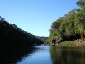 Rescatan el cuerpo del joven eldoradense que se ahogó en el arroyo Piray Miní