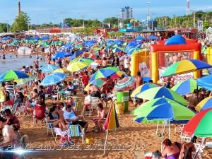 Encarnación se prepara para recibir a un millón de turistas en el verano