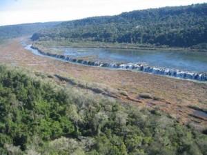 La Justicia de Brasil frena la construcción del complejo hidroeléctrico Garabí-Panambí