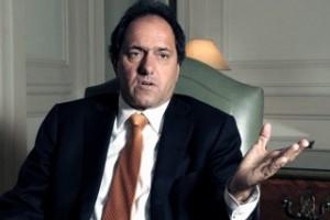 """Scioli pidió """"madurez democrática"""" para """"respaldar la búsqueda de la verdad"""" por la muerte de Nisman"""
