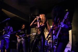 Stranger arranca el año a puro rock en Posadas