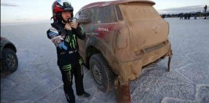 Dakar, 8va etapa: Orly Terranova terminó segundo, está a 6 hs de Al Attiyah