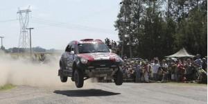 Dakar: abandonó el último campeón y Orly Terranova fue segundo en la primera etapa