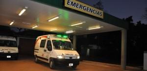 Una nena de seis años sufrió graves quemaduras en una explosión