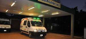 Oberá: evitó ser embestida por una camioneta pero cayó al suelo y resultó con lesiones
